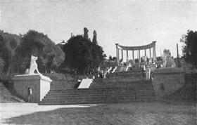 Архитектура парков ссср 1940 год