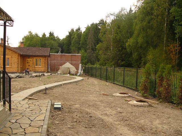 Ландшафтный дизайн участка озеленение участка